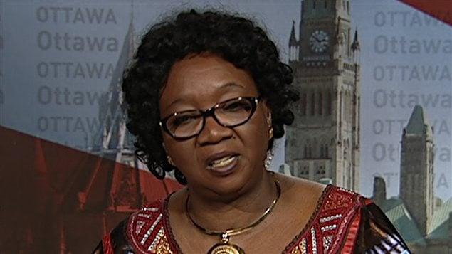 L'ambassadrice malienne au Canada, Traoré Ami Diallo