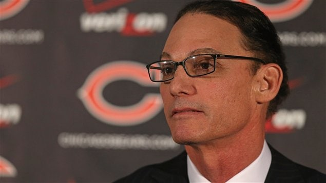 Marc Trestman à Chicago