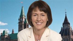 Joyce Murray, candidate à la direction du Parti libéral du Canada