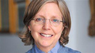 Deborah Coyne, candidate à la direction du Parti libéral du Canada