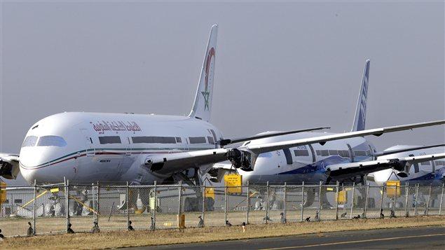 Des Boeing 787 cloués au sol