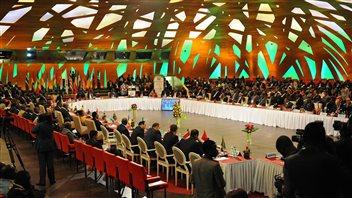 Les chefs d'État et de gouvernement de l'Afrique de l'Ouest se sont rassemblés à Abidjan, en Côte d'Ivoire, où ils ont onvenu de demander à l'ONU de fournir immédiatement un appui logistique et financier pour le déploiement au Mali.