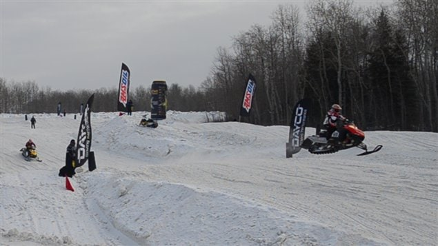 Le Grand Prix international de snowcross de Rouyn-Noranda