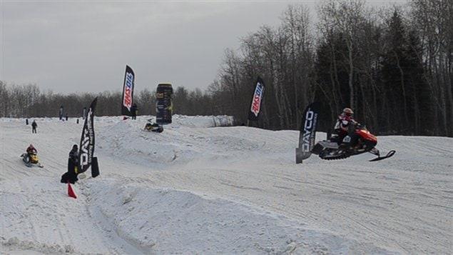 Le Grand Prix international de snowcross de Rouyn-Noranda