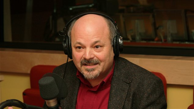 Daniel J. Caron | � Radio-Canada / Philippe Couture