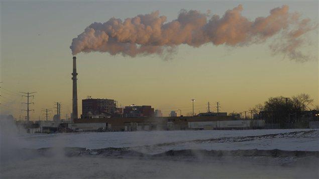 La combustion de charbon destinée à produire de l'électricité crée d'importantes émissions de mercure.
