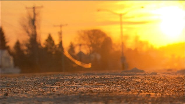 Le temps froid demeurera sur le Québec toute la semaine.