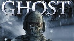 Le personnage Ghost du jeu vidéo Call of Duty.