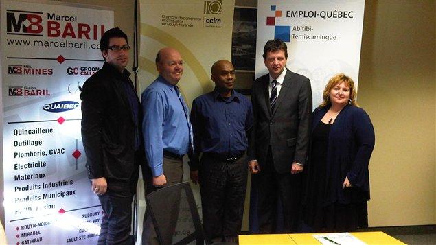 Rouyn noranda nouveau projet pour attirer des for Chambre de commerce internationale emploi