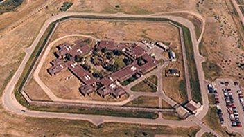 Vue aérienne du Centre psychiatrique régional Saskatoon
