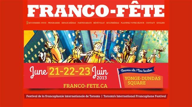 Franco-Fête à Toronto