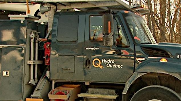 Les équipes d'Hydro-Québec sont sur le terrain (archives).