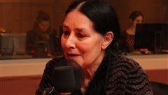 Suzanne Lebeau �Radio-Canada/Marie-Sandrine Auger