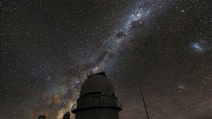 Notre galaxie en expansion