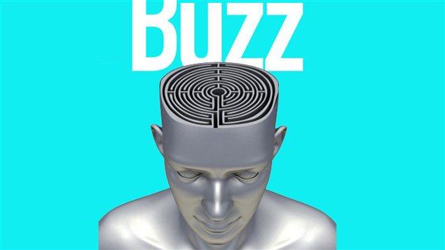Image tirée de la couverture de <em>Buzz</em>, de Frank Rose