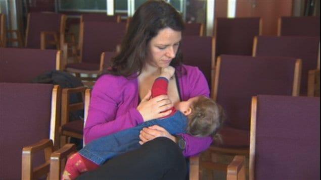 Une nouvelle clinique d'allaitement voit le jour à Sherbrooke.