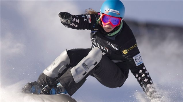 La Canadienne Caroline Calv  Stoneham 