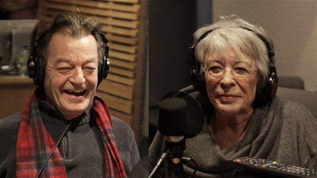 Walter Boudreau et Louise Forestier | © Radio-Canada / Philippe Couture