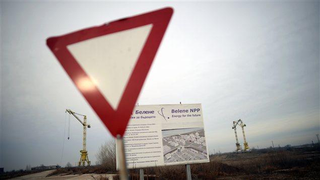 Les Bulgares se prononcent sur la construction d'une deuxième centrale nucléaire