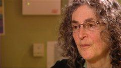 La Dre Suzanne Newman, en entrevue dans sa clinique d'avortement de Winnipeg, en janvier 2013.