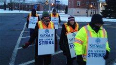 Grève des professeurs de l'Université St. Francis Xavier