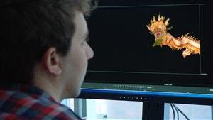 Employé de Framestore