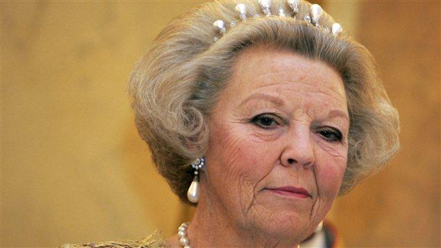 La reine Beatrix des Pays-Bas, le 30 octobre 2006.