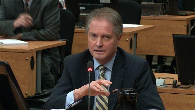 Michel Lalonde, PDG de Génius Conseil (anciennement Groupe-Séguin)