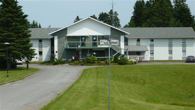 La Villa Dubé de Saint-Jean-de-Dieu