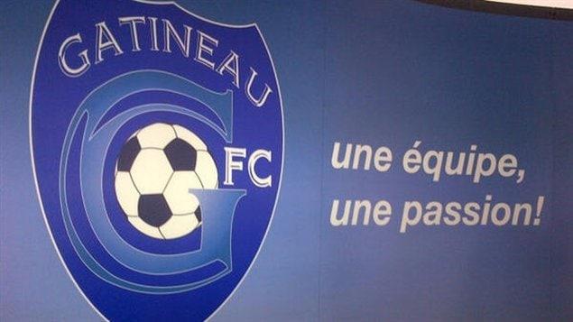 Le logo du FC Gatineau