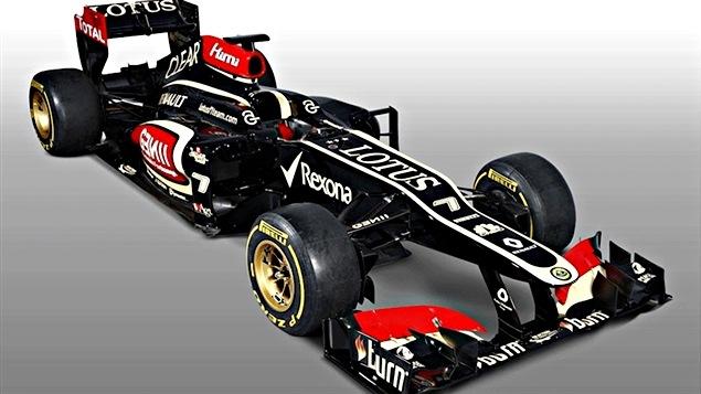 La Lotus E21