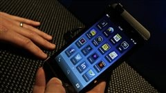 Le BlackBerry Z10