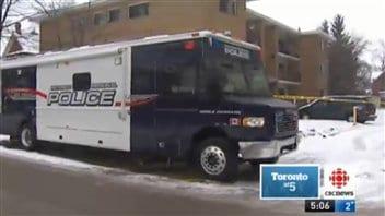 Les policiers poursuivent leur enquête sur le torse trouvé à Kitchener.