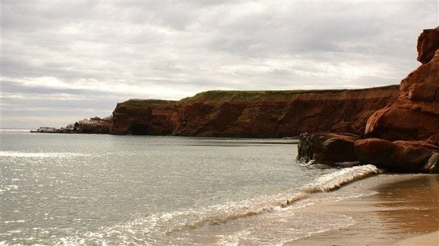 Un paysage typique de l'archipel