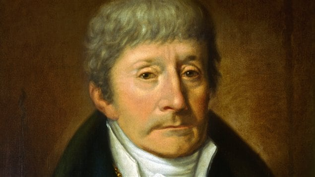 Un portrait du compositeur italien Antonio Salieri