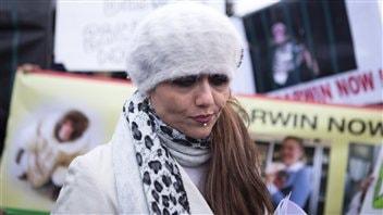 L'ex-propriétaire du singe Darwin, Yasmin Nakhuda
