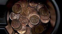Le gouvernement canadien élimine graduellement les pièces d'un cent
