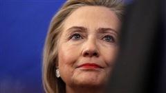 Dernier jour de travail pour Hillary Clinton