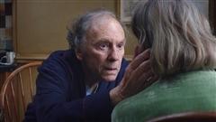 Le film Amour de Michael Haneke avec Jean-Louis Trintignant et Emmanuelle Riva prend l'affiche � Qu�bec aujourd'hui.