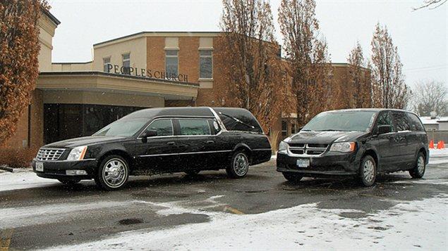 Les funérailles du jeune Kesean Williams ont lieu à Hamilton samedi.