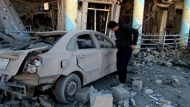 Attentat à Kirkouk le 16 janvier 2013
