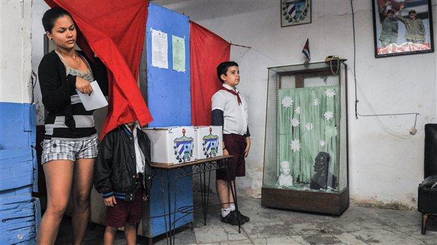 C'était jour de vote à Cuba dimanche 3 février