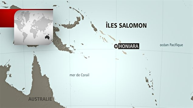 Les les Salomon et leur capitale, Honiara