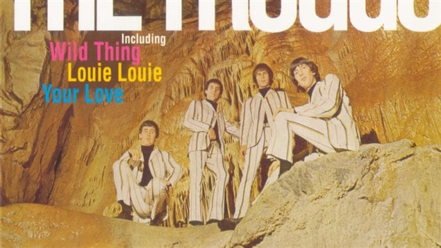 L'album From Nowhere, de Troggs