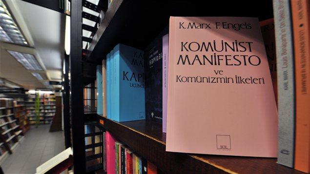 Les oeuvres de Karl Marx sont remises en circulation en Turquie après la levée de la censure |© AFP / Bulent Kilic