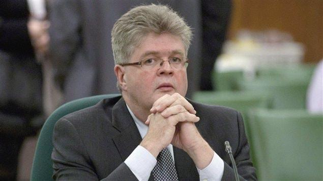 Le commissaire à l'intégrité du secteur public, Mario Dion