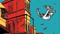 Image tir�e de la couverture du roman graphique  <em>Calcutta</em>, de Sarnath Barnajee