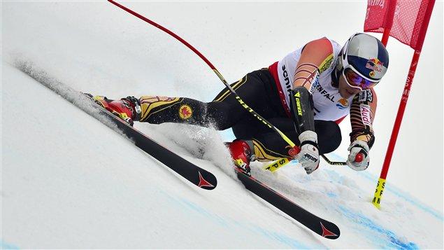 Erik Guay à Schladming