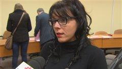 Nancy Poulin, présidente syndicat CSN au centre jeunesse du Saguenay-Lac-Saint-Jean