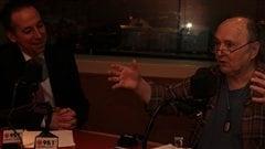 Nicolas Girard et Lucien Francoeur �Radio-Canada/Marie-Sandrine Auger